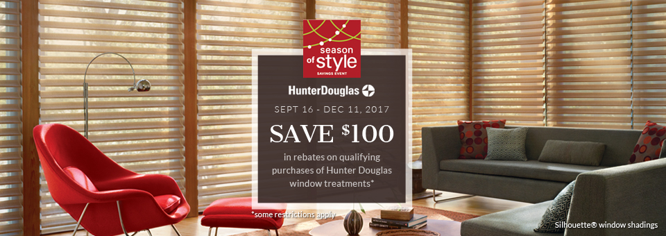 Hunter Douglas on Sale Rocklin Sacramento