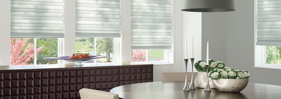 Roman Shades Rocklin CA California Window Fashions