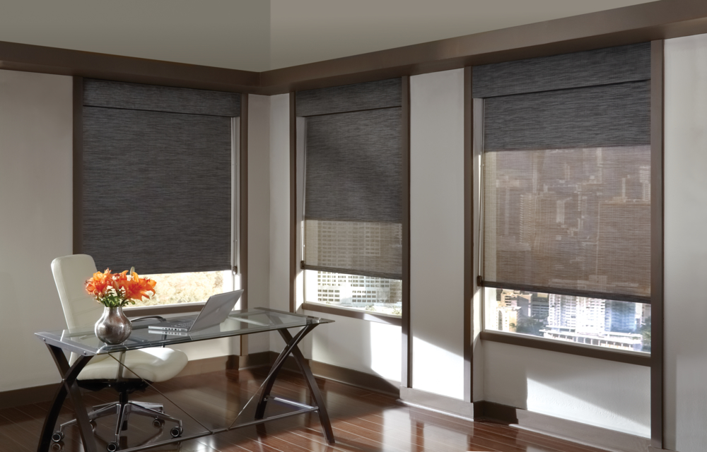 Custom Roller Shades Features